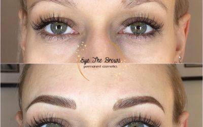 Difference Between Microblading and Ombré Powder Brows